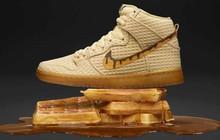 Khó ai ngờ cả một đế chế Nike hùng mạnh được tạo nên nhờ... chiếc bánh waffle