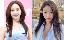 Dù bị không ít người chê, kiểu tóc của Park Min Young vẫn được con gái Hàn thi nhau để theo