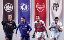 Chelsea thắng trong sợ hãi, hú vía vào bán kết Europa League