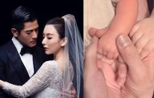 """Bà xã siêu mẫu đã hạ sinh con thứ 2 cho """"Thiên vương"""" Quách Phú Thành"""
