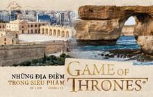 """Truy lùng những địa điểm trong """"Game of Thrones"""" ngoài đời thực: Hùng vĩ đến mức khó tin!"""