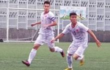 U18 Việt Nam thắng kịch tính U18 Singapore nhờ quả 11m ở phút 89