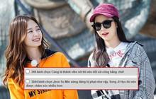 """Nhìn bảng vote này là hiểu fan Running Man """"ức chế"""" về Jeon So Min như thế nào!"""