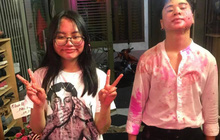 Phương Mỹ Chi tổ chức sinh nhật bất ngờ cho mẹ, hồn nhiên vui đùa mặc những lời chê già dặn so với tuổi