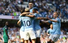 Phục thù thành công trước đội bóng của Son Heung-min, Man City đòi lại ngôi đầu bảng Ngoại hạng Anh