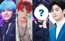 BXH idol nam hot nhất: BTS gây choáng vì thống lĩnh top 10, mỹ nam kém nổi EXO bất ngờ lọt thỏm giữa dàn đối thủ