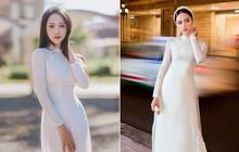 Đôi lần Hương Giang diện áo dài trắng hay còn gọi là những khoảnh khắc nàng hậu khiến vạn người ngẩn ngơ