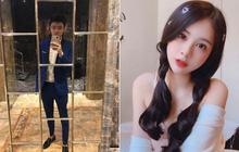 Rộ tin thiếu gia Phan Hoàng có tình mới sau 20 ngày chia tay, thả tim ảnh người đẹp đều như vắt chanh