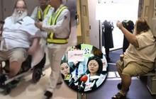 Hành khách ép nữ tiếp viên hàng không Đài Loan chùi mông cho mình đã chết ở Thái Lan