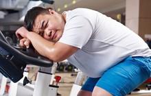 Nghịch lý càng tập thể thao giảm cân càng... mập