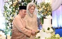 Nối gót Quốc vương, Thái tử Malaysia kết hôn với người đẹp Thuỵ Điển