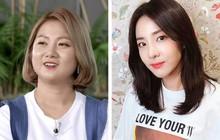 """Nữ diễn viên hài """"lẫy"""" khi không ai nhận ra cô nhỏ tuổi hơn Dara!"""