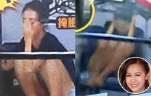 """""""Á hậu lẳng lơ nhất Hong Kong"""" Huỳnh Tâm Dĩnh sau scandal: Trốn biệt trong nhà, khóc lóc suy sụp tinh thần"""