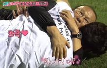 """Màn """"tỷ thí"""" của HLV Park Hang-seo và siêu sao một thời của bóng đá Hàn Quốc suýt phá kỷ lục rating"""