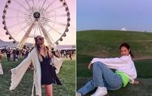 """Nếu được một lần check-in tại Coachella, bạn tuyệt đối đừng chụp ảnh """"gây suy nhược"""" như Jennie (BLACKPINK) nhé!"""