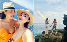 Đã là bạn thân thì phải có tâm như Kỳ Duyên: Làm hẳn một chuyến du lịch sang Indonesia để đón sinh nhật cùng Minh Triệu