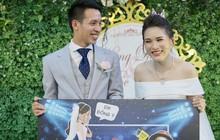 """Phan Văn Đức tặng quà cưới cực độc, """"bố"""" Park rạng ngời dự ngày trọng đại của Hùng Dũng"""