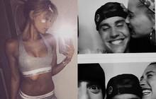 Justin Bieber lại mê mẩn khoe ảnh vợ nhưng dân tình chỉ dán mắt vào vòng eo siêu thon của Hailey Baldwin