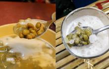 Sài Gòn nóng thế này thì phải bỏ túi các món làm từ đậu xanh để giải nhiệt thôi