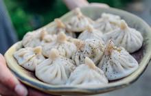 Nhìn thì tưởng là bánh bao, dimsum châu Á nhưng hoá ra lại là những món phương Tây