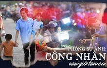 """""""8 tiếng trọn vẹn"""" - Bộ ảnh đầy cảm xúc về cuộc sống mưu sinh hối hả của những công nhân Sài Gòn sau giờ tan ca"""
