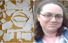 Bức thư tình bị xé vụn bên cạnh thi thể người phụ nữ tố cáo tội ác của gã đàn ông lụy tình, ép người khác phải yêu mình