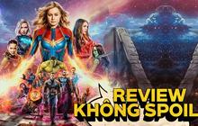 """Review không """"spoil"""": Endgame nâng Marvel lên một tầm cao mới"""