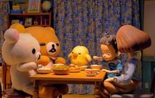 """""""Rilakkuma and Kaoru"""" khiến ta xúc động tự hỏi mình: """"Chú gấu bông ngày xưa của tôi đâu rồi?"""""""