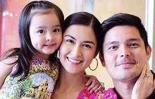 """Con gái đầu lòng của """"mỹ nhân đẹp nhất Philippines"""" càng lớn càng xinh đẹp, mới hơn 3 tuổi đã được dự đoán là Hoa hậu tương lai"""