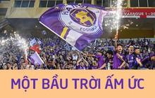 """Fan Việt tranh cãi nảy lửa chuyện sân Hàng Đẫy bị """"treo"""" vì CĐV Hải Phòng đốt pháo sáng"""