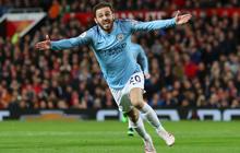 Trực tiếp Man United 0-2 Man City (H2): Sane nã đại bác cháy lưới de Gea
