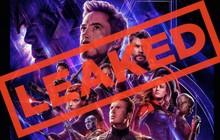NÓNG: Endgame bị quay lén ở Trung Quốc, cả bộ phim đang lan truyền chóng mặt trên mạng