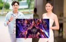 """Xem xong """"Endgame"""", sao Việt khen nức nở và đồng lòng kiềm chế spoil nội dung phim"""