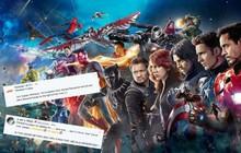 Khán giả Việt xúc động sững sờ, phấn khích tột độ sau suất chiếu ENDGAME đầu tiên