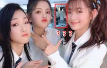 """Đăng ảnh selfie, thành viên nhóm nhạc nữ idol hàng đầu Trung Quốc vô tình lộ """"cảnh nóng"""" của đồng đội"""
