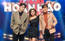 """Châu Đăng Khoa """"bắt"""" MC gameshow giới thiệu căng đét về độ đẹp trai mới chịu xuất hiện"""