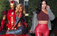 """Kylie Jenner chịu chi tổ chức sinh nhật đúng điệu """"Avengers"""" cho chồng sắp cưới, nhưng lại bị Kim chiếm mất spotlight"""