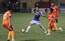[Trực tiếp V.League] CLB Hà Nội 1-1 Đà Nẵng (H1): Tiến Dũng bắt bài sai hướng, đội chủ nhà thua từ một quả đá phạt