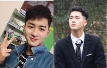 Làng trai đẹp lại xuất hiện nam sinh mới 17 tuổi đã cao 1m86, vẻ ngoài đậm chất soái ca