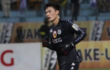 Bùi Tiến Dũng có pha cứu thua lọt Top 5 vòng 10 V.League 2019