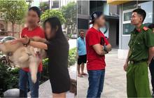 """Bị nhắc nhở khi dắt chó trong khuôn viên chung cư, nam Việt Kiều quát nạt bác bảo vệ cùng nhiều người lớn tuổi: """"Chó tao là chó nằm máy lạnh!"""""""