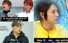 """""""Anh chú"""" idol đanh đá nhất showbiz Hàn: Tự nhận thứ 2, """"thánh khẩu nghiệp"""" Heechul cũng không dám đứng nhất"""