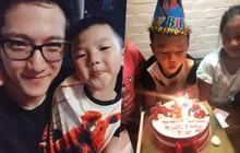 Sau mọi ồn ào hậu ly hôn, Chí Nhân cùng gia đình tổ chức tiệc sinh nhật 4 tuổi cho con trai, hoàn toàn vắng mặt Thu Quỳnh