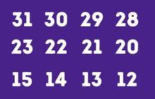 Phải cực kỳ thông minh bạn mới khám phá được bí ẩn chọn số theo quy luật màu sắc này