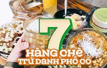 Thời tiết nóng bức, ghé ngay 7 hàng chè trứ danh phố cổ Hà Nội để giải nhiệt