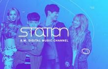 """""""SM Station"""", dự án thể hiện sự khác biệt giữa SM so với 2 đối thủ trong Big 3 là YG và JYP"""