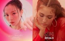 Somi và Lee Hi đều được nhá hàng tái xuất nhưng xuất hiện chi tiết làm công chúng nghĩ ngay đến... Jennie (BLACKPINK)