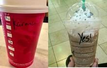 """Ghi nhầm tên khách là """"quả báo"""", """"đồng trinh"""", Starbucks gây cười đến mức khách hàng muốn giận cũng giận không nổi"""