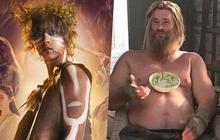 Tung một rổ poster tưởng khuấy đảo diện rộng, bom tấn của Song Joong Ki bị hiểu nhầm là Asgard nhà anh Thor béo vì lí do này!