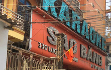Nam Định: Nổ súng trước cửa quán karaoke khiến 1 người chết, 2 người bị thương